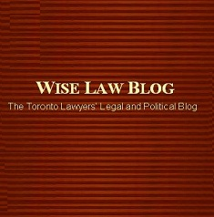 Canadian Law Blogs Award 2019 | Wise Law blog